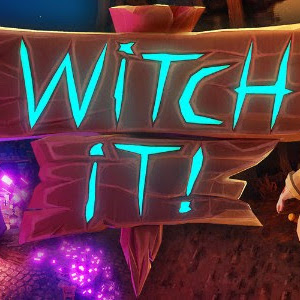 Witch It! Cover