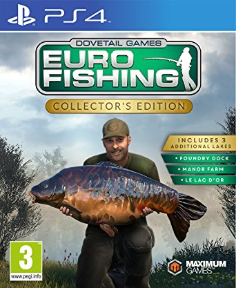 Euro Fishing Cover