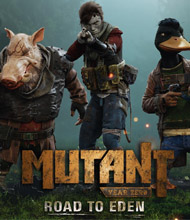 Mutant Year Zero: Road to Eden Cover