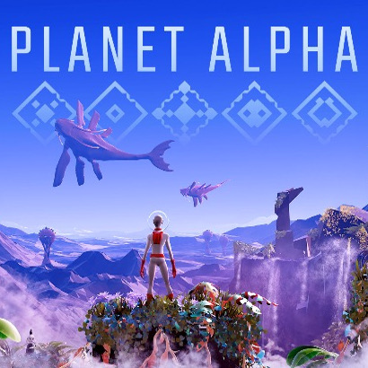 Planeth Alpha Cover