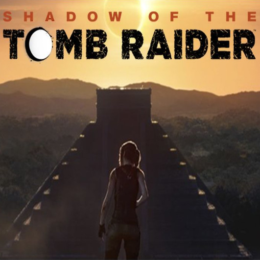 Shadow of the Tomb Raider Cover