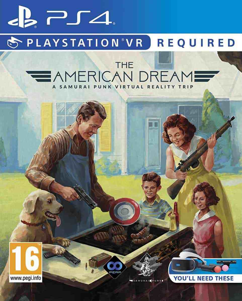 The American Dream Cover