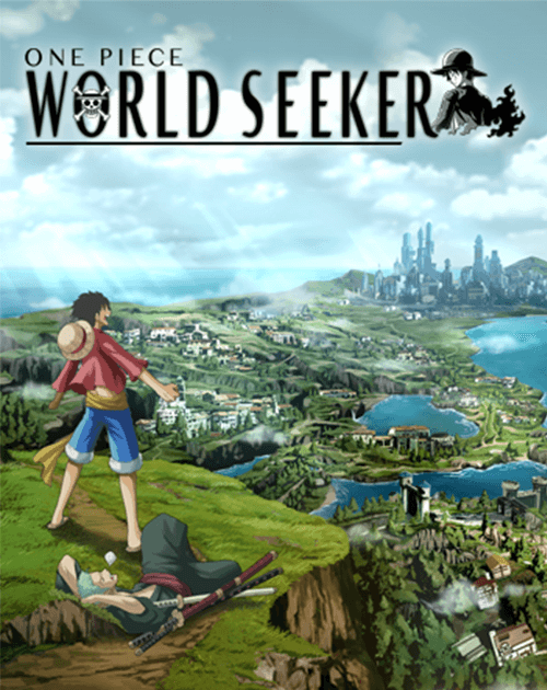 One Piece World Seeker Cover