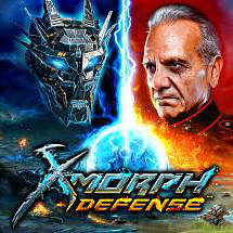 X-Morph: Defense Cover