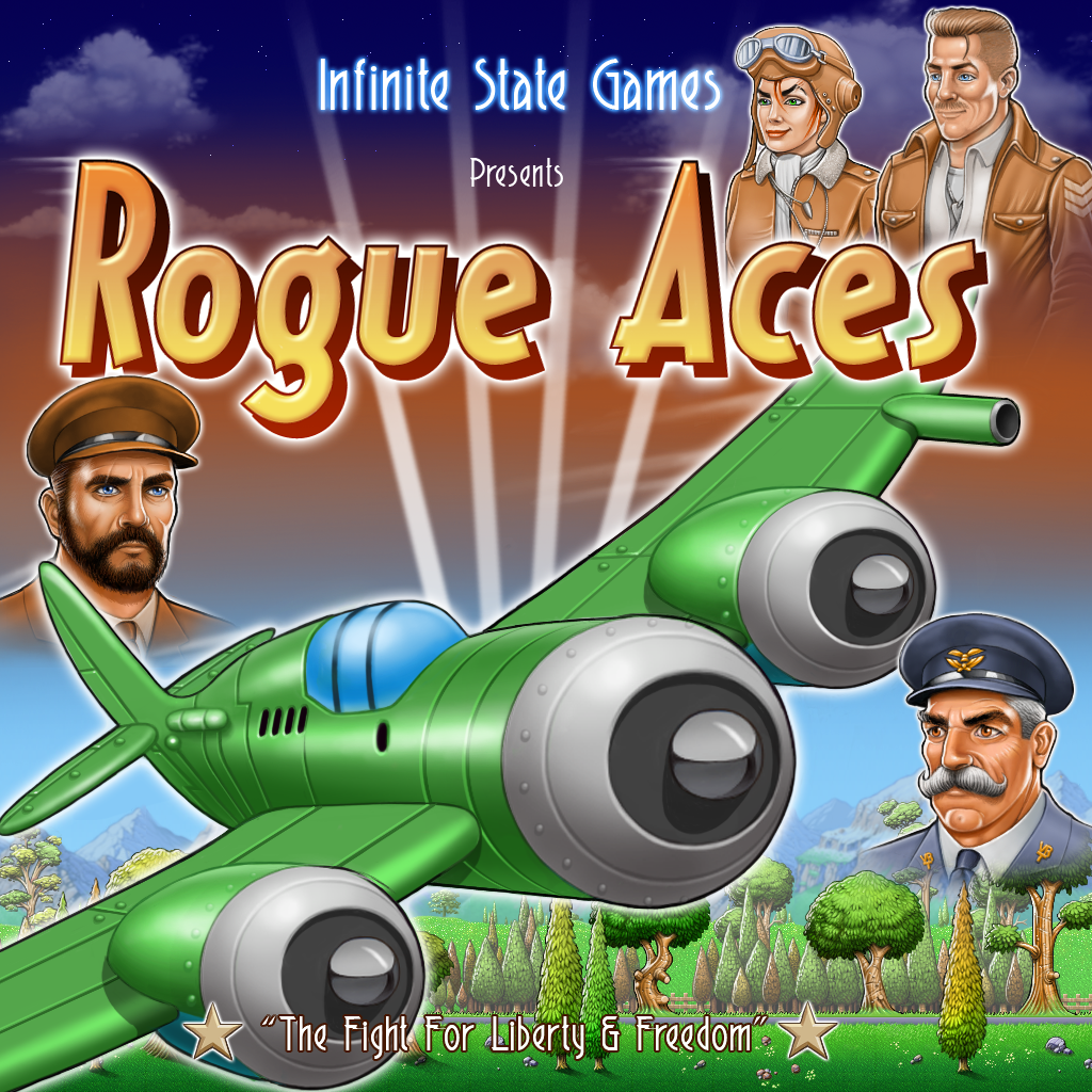 Rogue Aces Cover