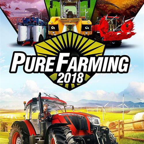 Pure Farming 2018 Cover