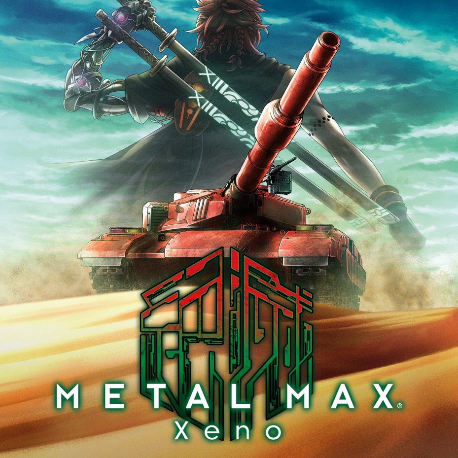 Metal Max Xeno Cover