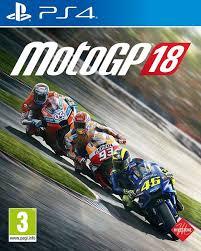MotoGP 18 Cover