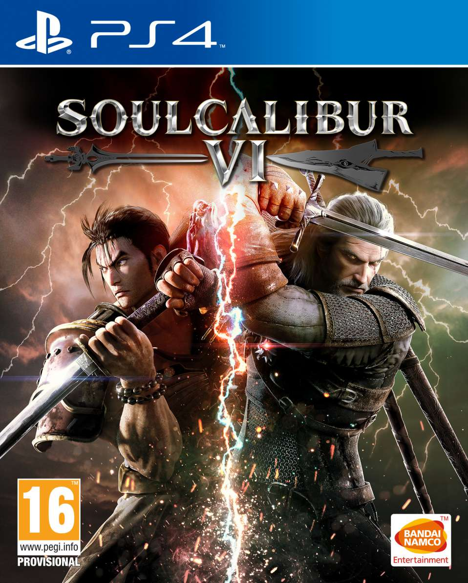 SoulCalibur VI Cover