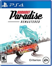 Burnout Paradise Remastered Cover