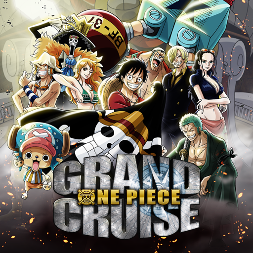 One Piece: Grand Cruise Cover