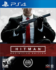 Hitman Definitive Edition Cover