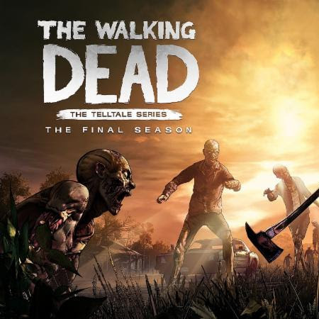 The Walking Dead: The Final Season Cover