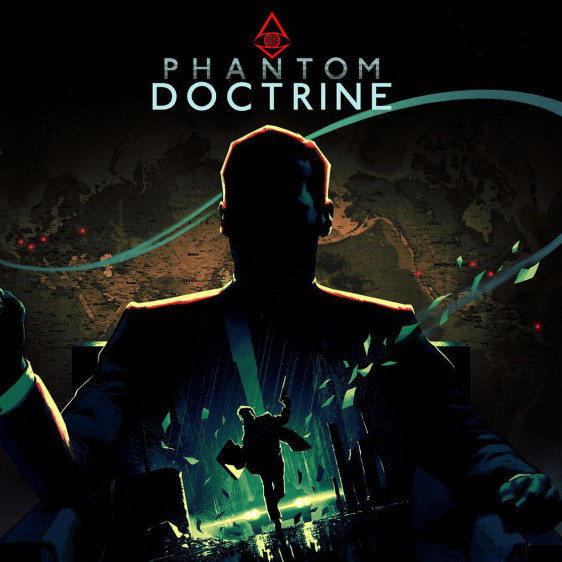 Phantom Doctrine Cover
