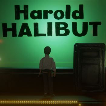 Harold Halibut Cover