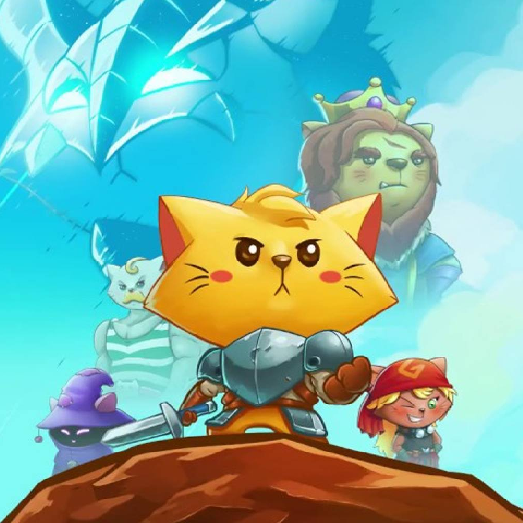 Cat Quest II Cover