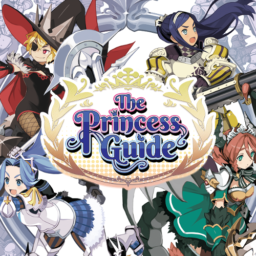 The Princess Guide Cover
