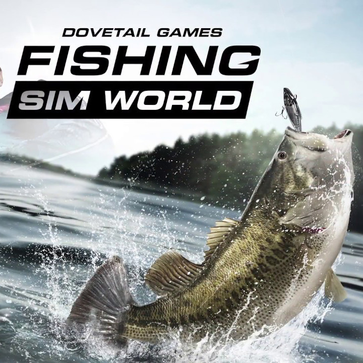 Fishing Sim World Cover