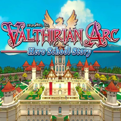Valthirian Arc: Hero School Story Cover