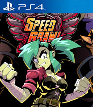 Speed Brawl Cover