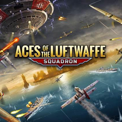 Aces Of The Luftwaffe - Squadron Cover