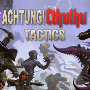 Achtung! Cthulhu Tactics Cover