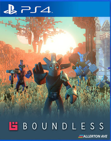Boundless Cover