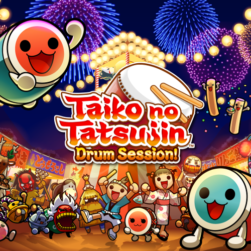 Taiko no Tatsujin: Drum Session! Cover