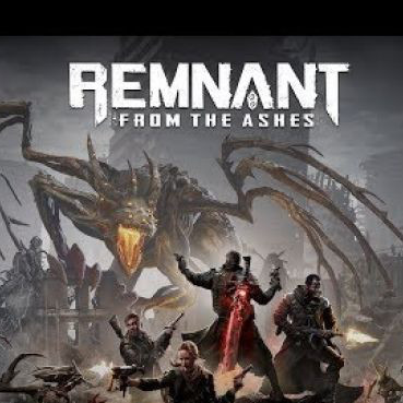 Remnant - From The Ashes Cover