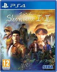 Shenmue I / II Cover
