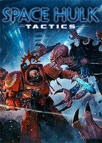 Space Hulk Tactics Cover
