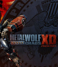 Metal Wolf Chaos XD Cover