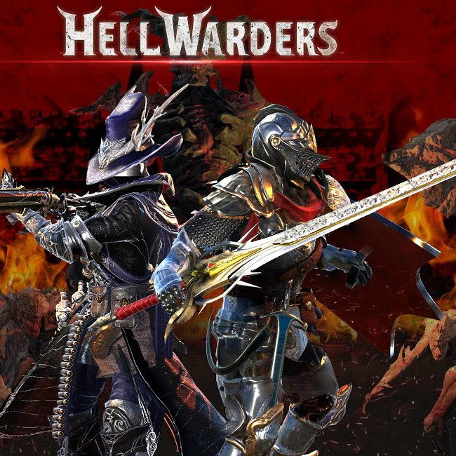 Hell Warders Cover