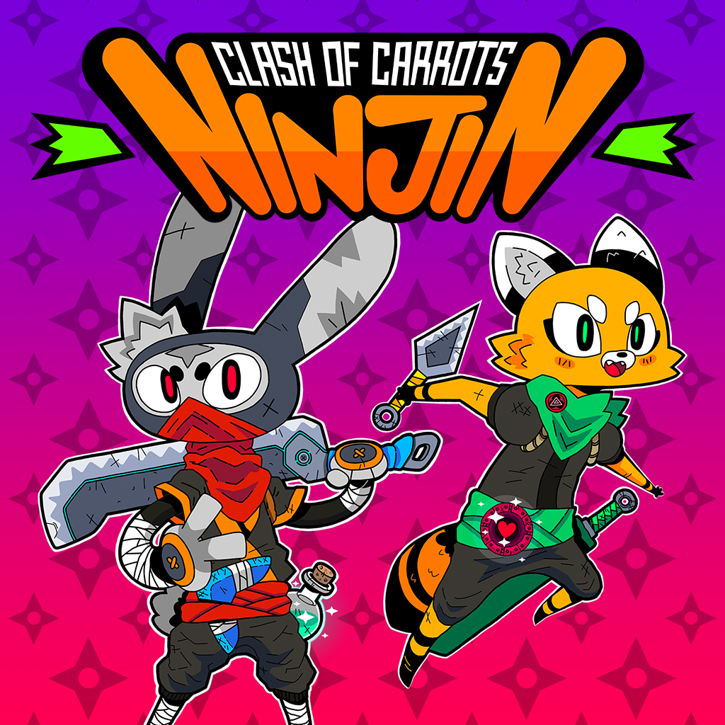 Ninjin: Clash of Carrots Cover