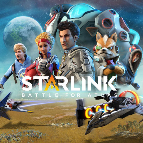 Starlink: Battle for Atlas Cover