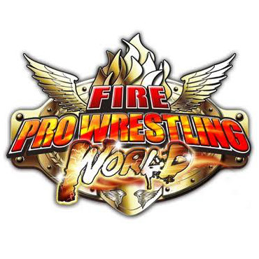 Fire Pro Wrestling World Cover
