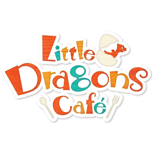 Little Dragons Café Cover