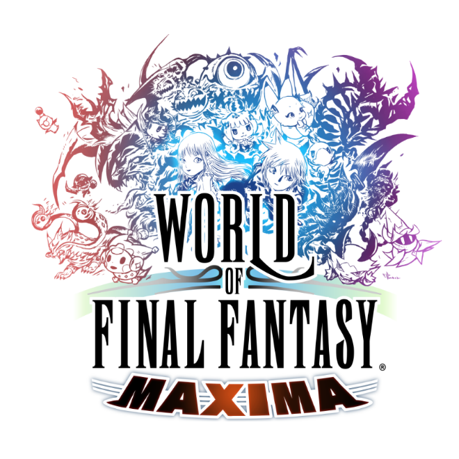 World of Final Fantasy Maxima Cover