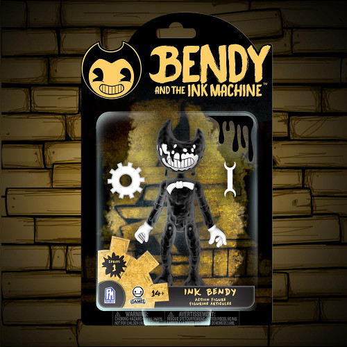 Bendy and the Ink Machine Cover