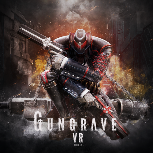 Gungrave VR Cover
