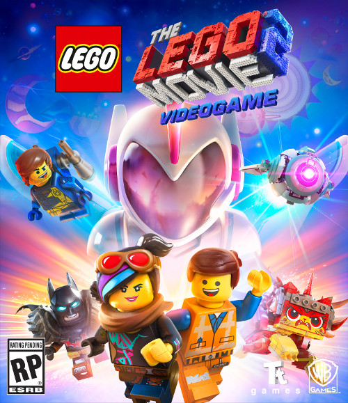 The LEGO Movie Videogame 2 Cover