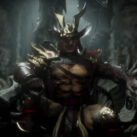 Mortal Kombat 11 Cover
