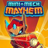 Mini Mech Mayhem Cover