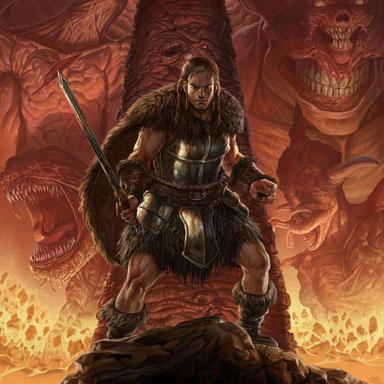 Odallus: The Dark Call Cover