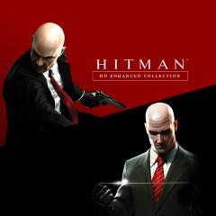 Hitman HD Enhanced Collection Cover