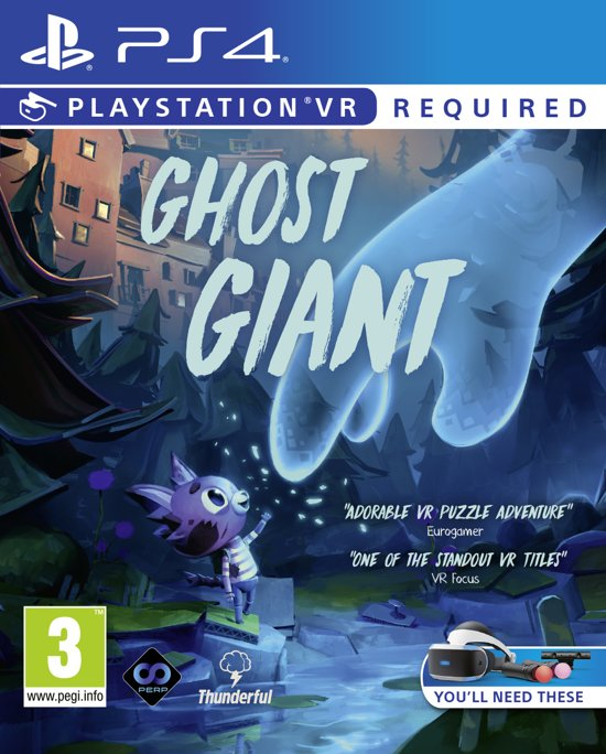 Ghost Giant Cover