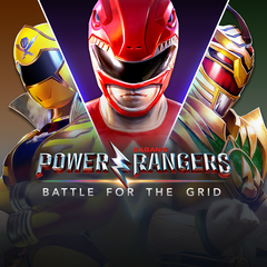 Power Rangers: Battle For The Grid Cover