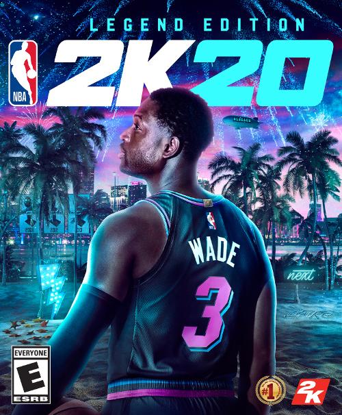 NBA 2K20 Cover