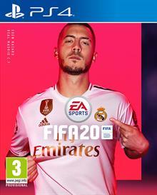 FIFA 20 Cover