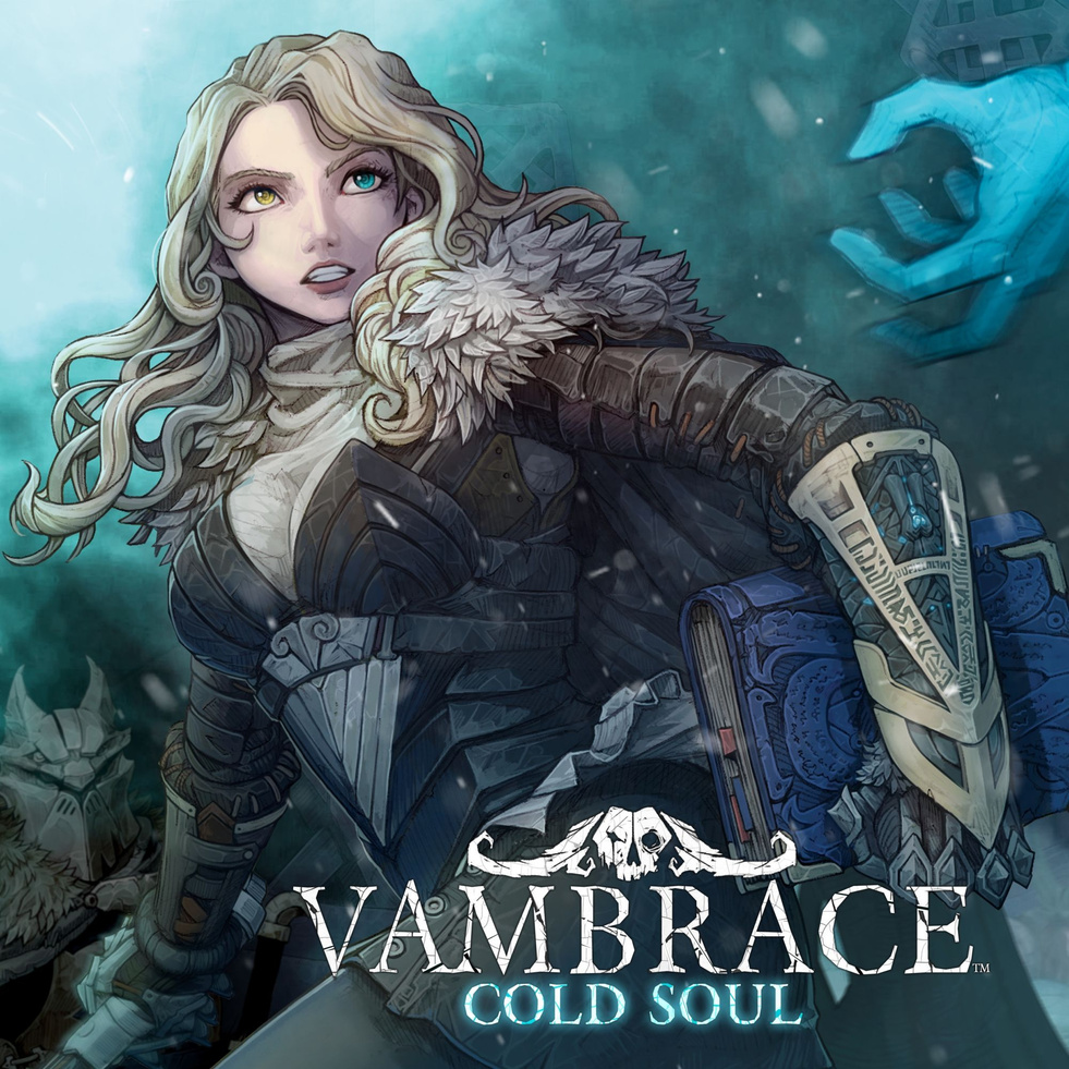 Vambrace Cold Soul Cover